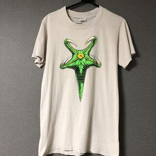 パウエル(POWELL)のpowell tony hawk claw 80s tシャツ(Tシャツ/カットソー(半袖/袖なし))