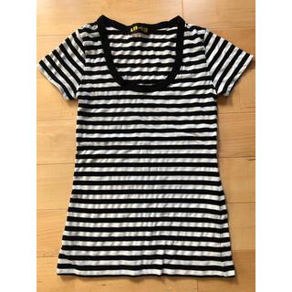 エルビーゼロスリー(LB-03)のLB-03 Tシャツ ボーダー(Tシャツ(半袖/袖なし))