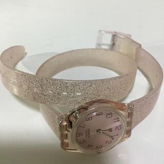 スウォッチ(swatch)の美品 スウォッチ キャンディーみたいな巻き巻き時計(腕時計)