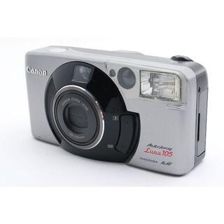 Canon - 【美品】Canon Autoboy Luna 105 フィルムカメラデビューに