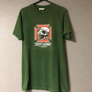 パウエル(POWELL)のtony hawk 90s tシャツ bird house(Tシャツ/カットソー(半袖/袖なし))