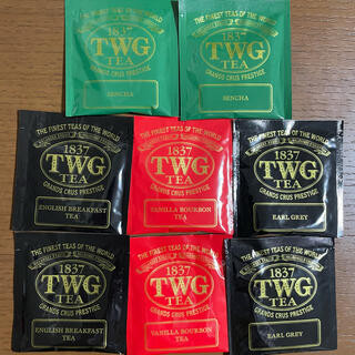 ルピシア(LUPICIA)のTWG TEA ティーパック 12個セット(茶)