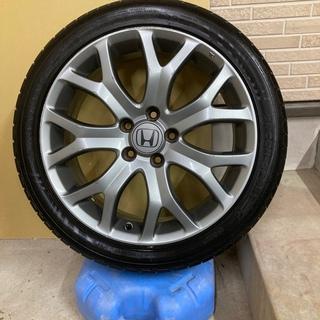 ホンダ - RB3オデッセイ 純正18インチアルミ タイヤセット