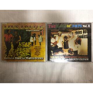 ラクマ様専用 cojie from mighty crown CD(ワールドミュージック)