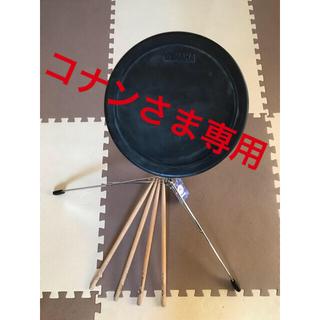 ヤマハ(ヤマハ)のヤマハドラム練習トレーニングパッドTS01S(その他)