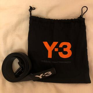 ワイスリー(Y-3)のY-3 ベルトSサイズ(ベルト)