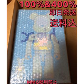 メディコムトイ(MEDICOM TOY)のBE@RBRICK X-girl 2021 100% 400%  (その他)