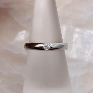 ハリーウィンストン(HARRY WINSTON)の★HARRY WINSTON★ ラウンド マリッジリング 結婚指輪 PT950(リング(指輪))