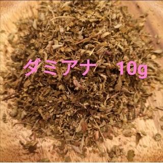 【ダミアナ】10g damiana アロマ 媚薬 乾燥 CBD ハーブ タバコ(ドライフラワー)