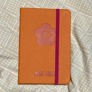 マリークワント(MARY QUANT)のMARY QUANT マリークワント ノベルティー ノート(ノート/メモ帳/ふせん)