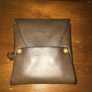 ガンゾ(GANZO)のラクリエ ミニウォレットver1(折り財布)