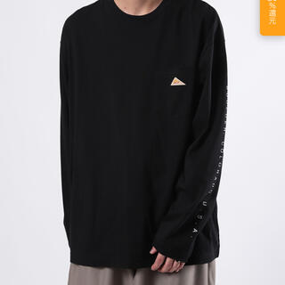 ケルティ ロンT ブラック Sサイズ(Tシャツ/カットソー(七分/長袖))