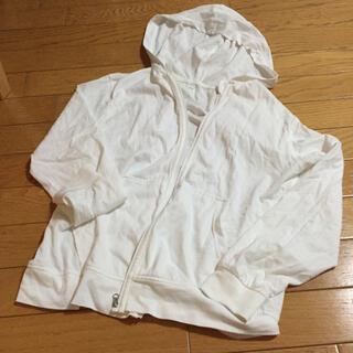 ジーユー(GU)のGU キッズ パーカー サイズ150cm(ジャケット/上着)
