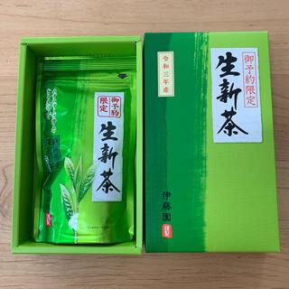 イトウエン(伊藤園)の伊藤園 御予約限定 生新茶 100g (茶)