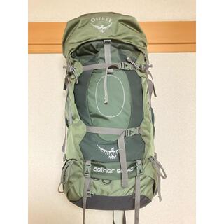 オスプレイ(Osprey)のオスプレー イーサー AG60 Mサイズ OSPREY AETHER AG60(登山用品)