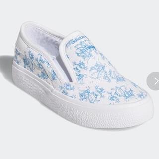 アディダス(adidas)のアディダス★adidas グーフィ コラボ17  スリッポン スニーカー(スリッポン)