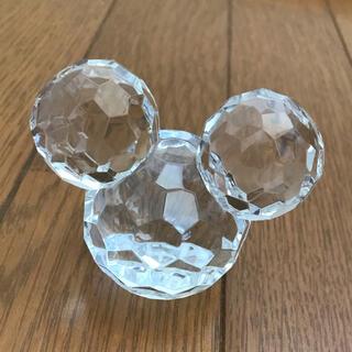 ディズニー(Disney)のクリスタル ミッキー(ガラス)