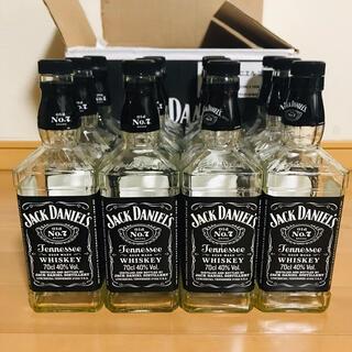 アサヒ - アサヒ ジャックダニエル 空瓶 12本 箱入 空き瓶 から瓶