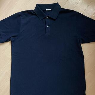 ジーユー(GU)のドライポロシャツ GU L(ポロシャツ)