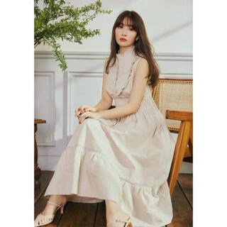 herlipto Paisley Cotton Lace Long Dress(ロングワンピース/マキシワンピース)