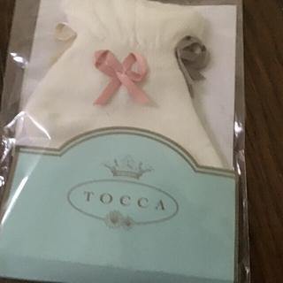 トッカ(TOCCA)のTOCCA靴下(未使用)9〜11(靴下/タイツ)