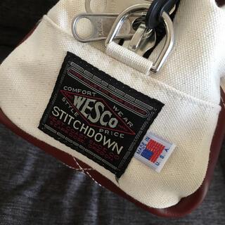 ウエスコ(Wesco)のベッケル ウエスコ ネセサリーキャンバス バッグ(ショルダーバッグ)