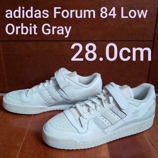 アディダス(adidas)のadidas Forum 84 Low Orbit Gray 28.0cm(スニーカー)