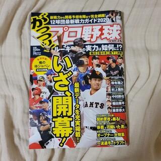 週刊漫画ゴラク増刊 がっつり! プロ野球(趣味/スポーツ)