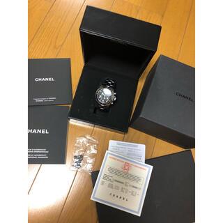 シャネル(CHANEL)のシャネル H2419  CHANEL j12 41ミリ メンズ(腕時計(アナログ))
