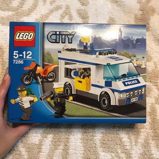 レゴ(Lego)の新品未開封♡LEGOシティ7286 ポリストランスポート(知育玩具)