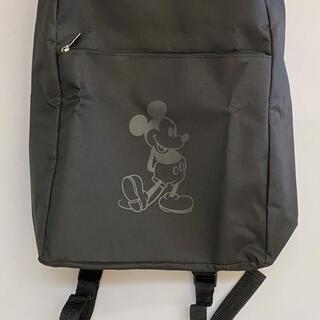 ディズニー(Disney)のミッキー マウス JAM HOME MADE ボックス型バッグパック(バッグパック/リュック)