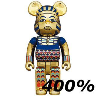 メディコムトイ(MEDICOM TOY)の【新品・未開封】BE@RBRICK ANCIENT EGYPT 400%(その他)