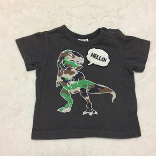 ブリーズ(BREEZE)のBREEZE恐竜Tシャツ80㎝(Tシャツ)