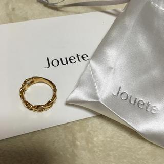 エテ(ete)のJouete チェーンリング(リング(指輪))