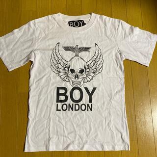 ボーイロンドン(Boy London)のボーイロンドン ドクロTシャツ ロック Mサイズ(Tシャツ(半袖/袖なし))
