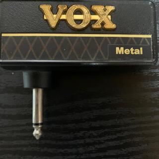 ヴォックス(VOX)のVOX amplug Metal(ギターアンプ)