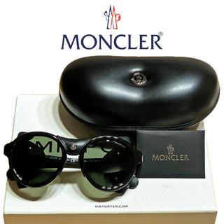 モンクレール(MONCLER)の【Moncler Eyewear モンクレール 偏光サングラス 】Ml0046(サングラス/メガネ)