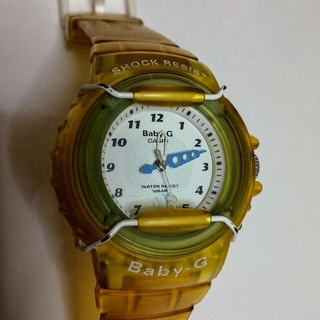 ベビージー(Baby-G)のBaby-G◆アナログ腕時計(腕時計)
