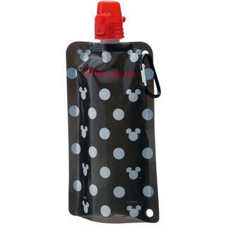 ディズニー(Disney)のワンプッシュ式折りたたみ水筒ディズニー2個セット(その他)