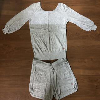 ダブルスタンダードクロージング(DOUBLE STANDARD CLOTHING)のダブスタ セットアップ(Tシャツ(長袖/七分))
