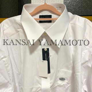 カンサイヤマモト(Kansai Yamamoto)の新品タグ付☆KANSAI YAMAMOTO ビジネスシャツ【50-84】(シャツ)