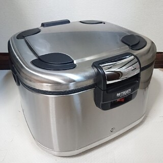 タイガー(TIGER)のタイガー 保温ジャー 3升 JHE-A540(調理機器)