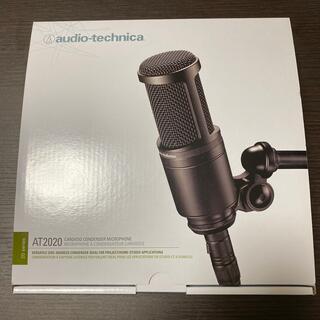 audio-technica - AT2020 コンデンサーマイク