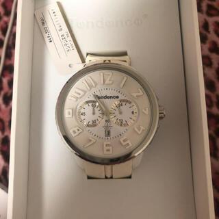 テンデンス(Tendence)のテンデンス TENDENCE 腕時計 ホワイト(腕時計(アナログ))