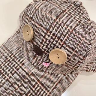 ユニバーサルスタジオジャパン(USJ)のUSJ ユニバ ミニオン ティム キャップ 帽子(帽子)