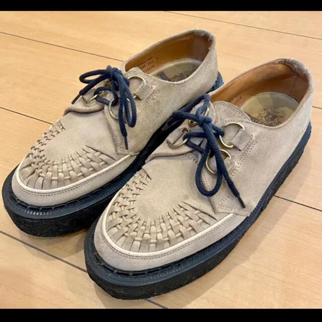 GEORGE COX(ジョージコックス)の値引き ジョージコックス UK7 メンズの靴/シューズ(ブーツ)の商品写真