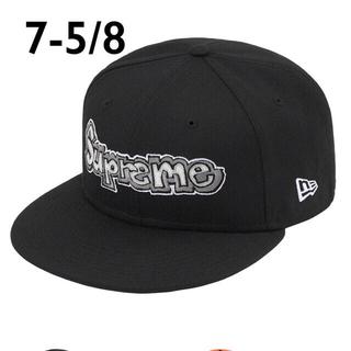Supreme Gonz Logo New Era 7-5/8(キャップ)