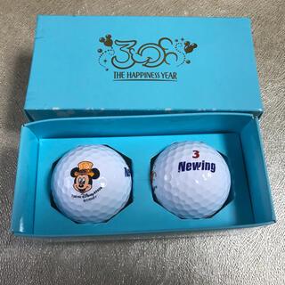 ディズニー(Disney)の父の日の贈り物に ゴルフボール お値下げディズニー(その他)