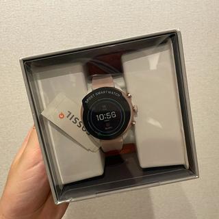 フォッシル(FOSSIL)のスマートウォッチ フォッシル(腕時計)