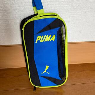 プーマ(PUMA)のPUMA シューズケース ジュニア キッズ(シューズバッグ)